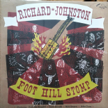 "LP ✦✦  RICHARD JOHNSTON ✦✦ "" Foot Hill Stomp "" - One Man Band Street Blues!!!!!"